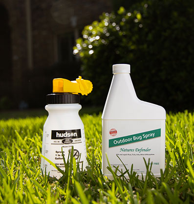 Natures defender outdoor bug spray concentrate