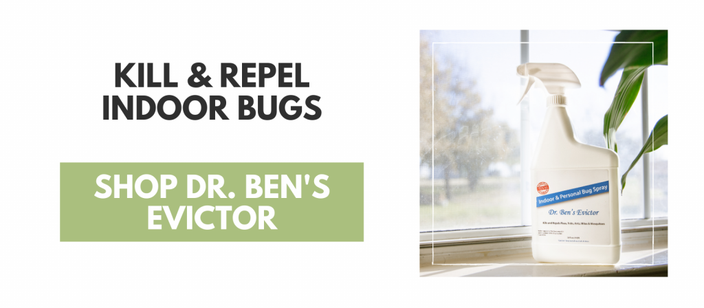 how does cedarwood oil kill & repel bugs, shop ben's evictor
